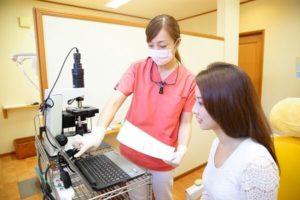 顕微鏡を使用した予防治療とは?